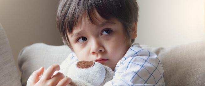 ما هو علاج الخوف عند الاطفال؟
