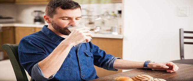 فوائد حب الرشاد مع الحليب ومعلومات هامة عنه ويب طب