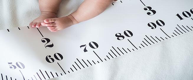 جدول طول الطفل الطبيعي حسب العمر ويب طب