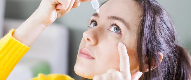 أعراض جفاف العين: إليك أهمها