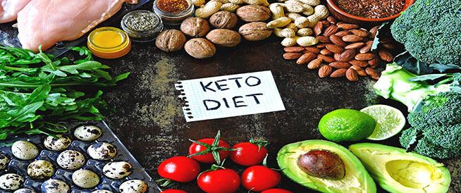 أضرار نظام الكيتو الغذائي