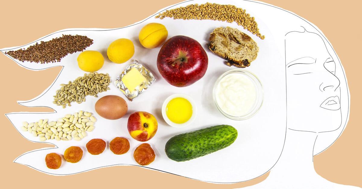 فوائد البروتين للشعر وأهم الأطعمة الغنية به ويب طب