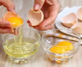 فوائد بياض البيض