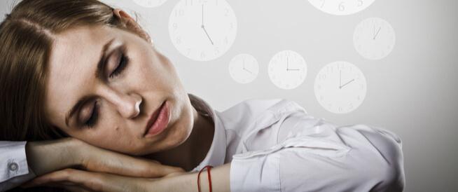 مراحل النوم عند الإنسان