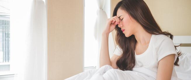أسباب الدوخة عند الاستيقاظ من النوم