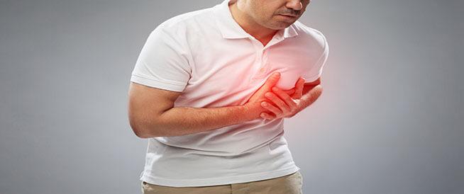 أسباب النوبة القلبية