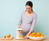فوائد فيتامين سي للحامل