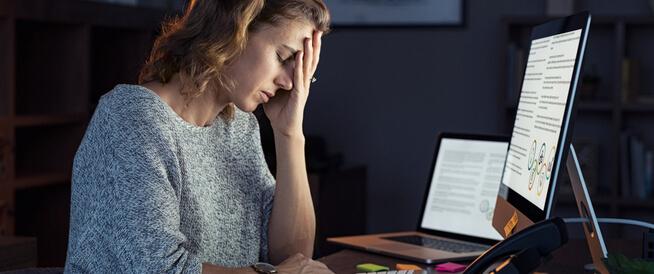 أعراض الإرهاق وكيف يمكن التغلب عليه