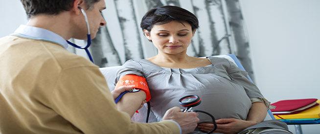ما هو الضغط الطبيعي للحامل؟