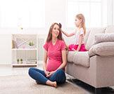 صبغ الشعر للحامل: هل هو آمن؟