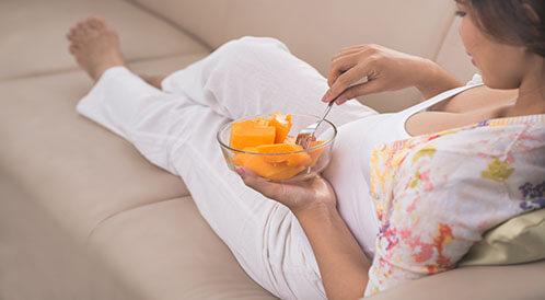 7 فوائد المانجو للحامل