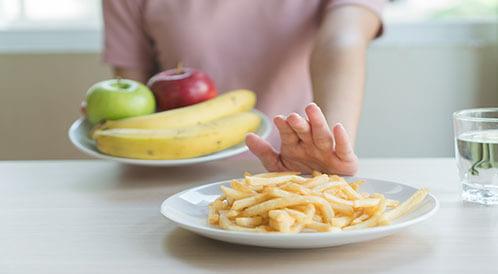 أكلات تقلل الكوليسترول والدهون الثلاثية