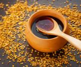 عسل الحنطة السوداء