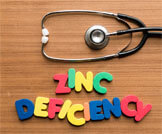 أعراض نقص الزنك عند الأطفال
