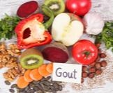 الأطعمة المفيدة لمرضى النقرس