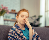 أسباب شحوب الوجه عند الأطفال