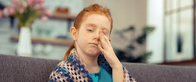 أسباب شحوب الوجه عند الأطفال: معلومات هامة