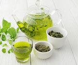 فوائد الشاي الأخضر للشعر