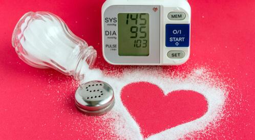 أعراض ارتفاع الصوديوم