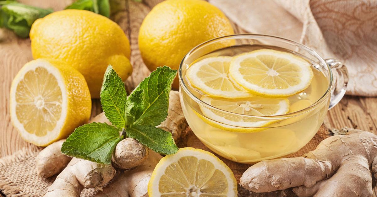 فوائد الزنجبيل والليمون للتخسيس - ويب طب