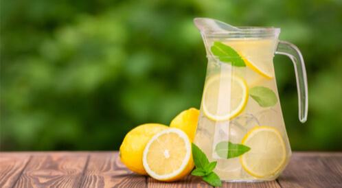 ديتوكس الليمون