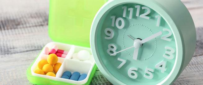 أفضل وقت لتناول الفيتامينات على مدار اليوم
