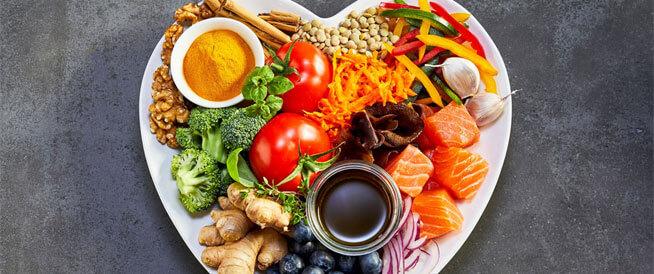 أطعمة مفيدة للقلب والشرايين