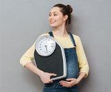 معدل زيادة الوزن للحامل شهريًا