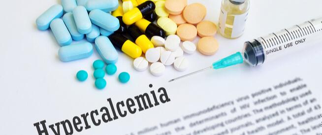 أعراض زيادة الكالسيوم