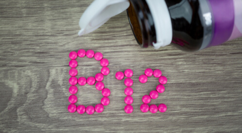 أضرار زيادة فيتامين ب12