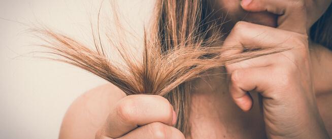 علاج تقصف الشعر المصبوغ ومعلومات هامة عنه