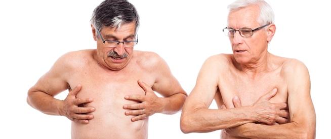 سرطان الثدي عند الرجال