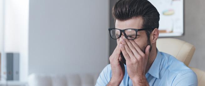 أعراض تعب عضلات العين وأهم الأسباب التي تؤدي إلى ذلك
