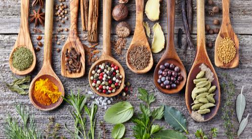 10 أعشاب تساعد على حرق الدهون