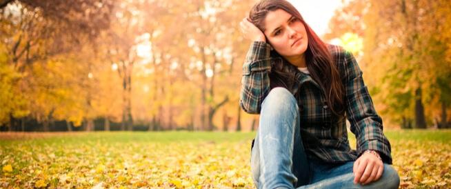 ما هو اكتئاب الخريف؟