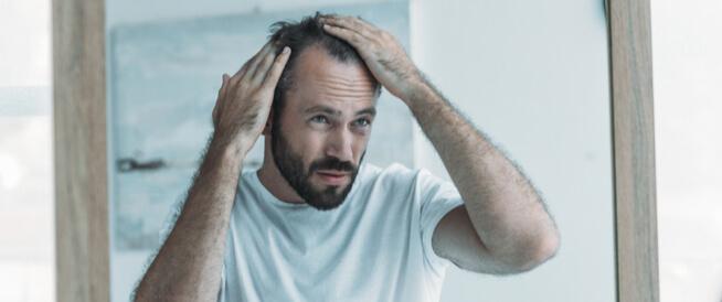 أدوية لعلاج تساقط الشعر عند الرجال