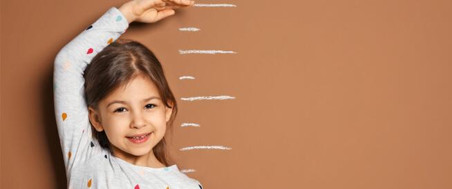 تأخر النمو الجسدي عند الأطفال: معلومات هامة