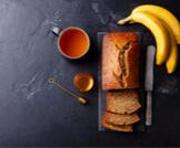 خبز الموز