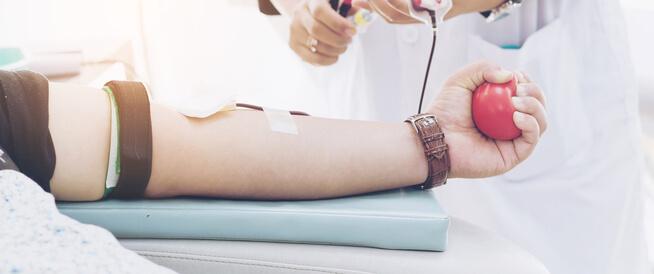 أضرار التبرع بالدم