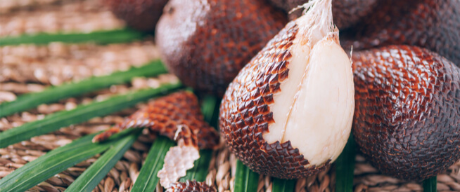 فاكهة الثعبان: نوع خاص من الفواكه