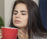 مشروبات لعلاج التهاب الحلق