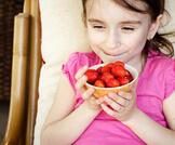 فوائد الفراولة للأطفال