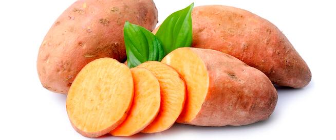 فوائد البطاطا الحلوة للأطفال ويب طب