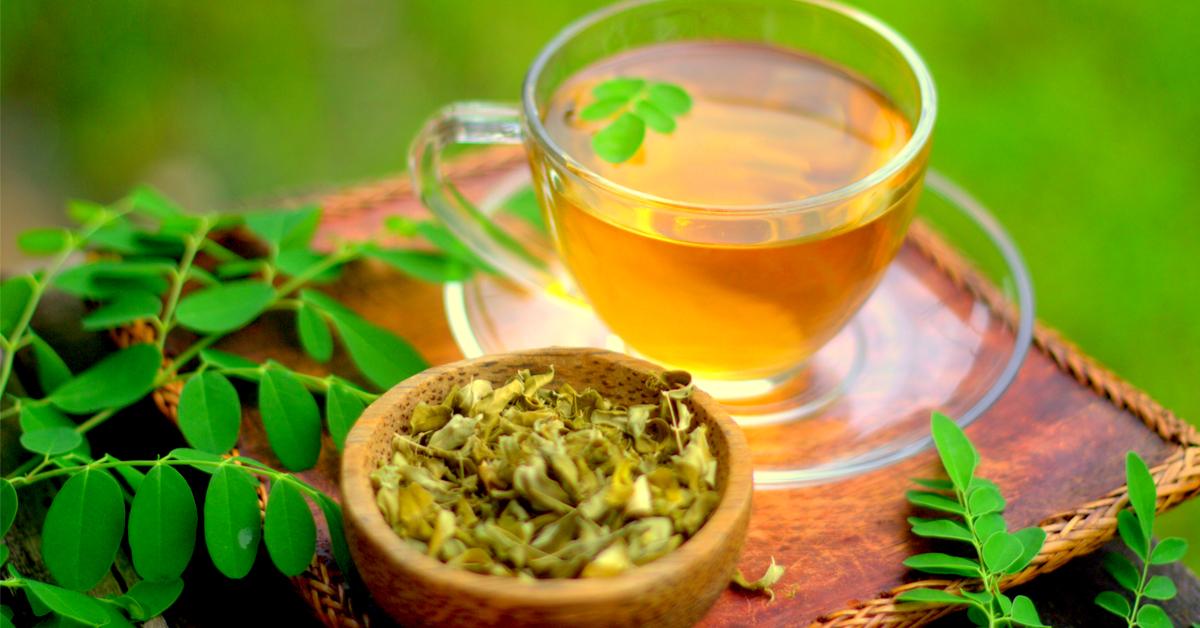 اضرار شاي المورينجا