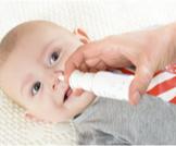 علاج انسداد الأنف عند الرضع