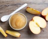 وصفات التفاح للرضع