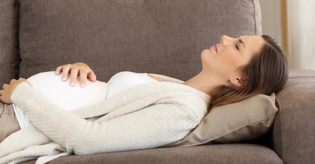 الحامل والقولون العصبي معلومات هامة ويب طب