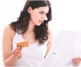 النزيف الذي تسببه حبوب منع الحمل