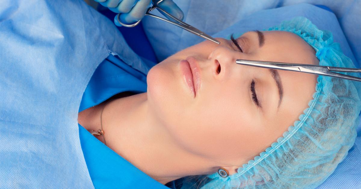 تعرف على عملية غضروف الأنف ويب طب
