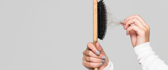اضطرابات الغدة الدرقية وتساقط الشعر